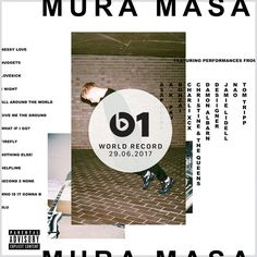 "Listen to ""World Record: Mura Masa - ""Blu"" feat. Damon Albarn"" posted by Zane Lowe on Apple Music."