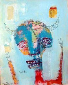 "Jesse Reno ""Spirit Goat"""