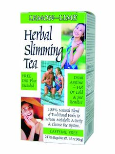 21st Century Slimming Tea Lemon Lime 24 Count Pack of 3 -- Want additional info? Click on the image. (Note:Amazon affiliate link)
