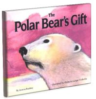 Lesson plan for The Polar Bear's Gift  by Jeanne Bushey. An Inuit girl named Pani longs to be a great polar bear hunter. When she shares her dream with her friends, however, they mock her and insist only men can be great hunters. Hurt by their jeers, Pani walks far away on the polar ice where she encounters a wounded polar bear cub. Rather than kill the cub, she decides to heal it, learning in the process what it really means to be a great hunter.