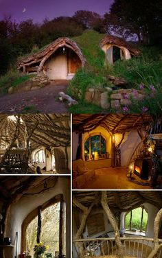 Amazing Snaps: Hobbit House of Montana | See more