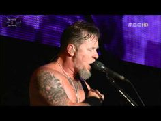Awesome live show...    Metallica - For Whom The Bell Tolls HD 1280 X 720 Seoul Korea 2006 - Live