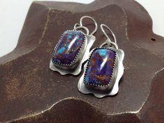 Turquoise/Bronze Veins   Laura Pacino   Flickr