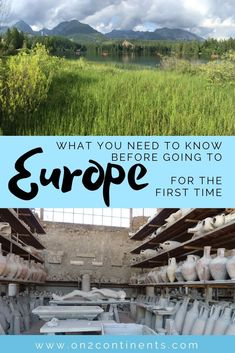 What you need to know before travelling to Europe for the first time. Prevent culture shock. #europe #travel #cultureshock #european #on2continents #travelblog Greece Travel, Italy Travel, Travel Couple, Family Travel, Cool Places To Visit, Places To Travel, Europe Continent, Culture Shock, Travel Advice