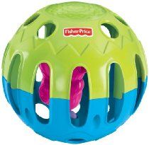 Fisher-Price Growing Baby Clutch Ball