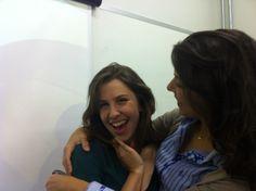 Essa foto traduz o espírito da melhor amizade do mundo! Te amo irmã.