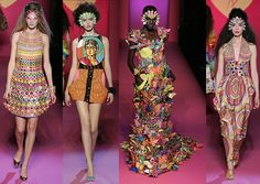 University Fashion, Trends and all that green!: Visual identity and image of Manish Arora