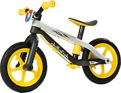 The Chillafish BMXie-RS is uniquely designed with a real BMX-style bicycle frame which makes riding and sliding easy and fun. Made from high-quality reinforced fiberglass for an ultra-light frame tha...