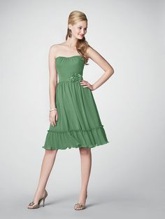 Alfred Angelo's Style 7194 in clover