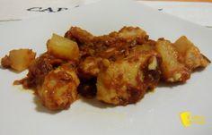 #Baccalà alla #napoletana #ricetta economica il #chiccodimais #senzaglutine #glutenfree #recipe http://blog.giallozafferano.it/ilchiccodimais/baccala-alla-napoletana-ricetta-economica/
