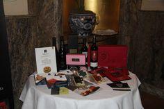 Selección de todos los productos degustados en la cata realizada en el Hotel Ritz en 2013