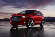 novo Ford Edge 2014 dianteira