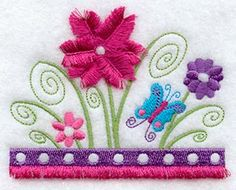 Machine Embroidery Designs at Embroidery Library! - Color Change - A5709