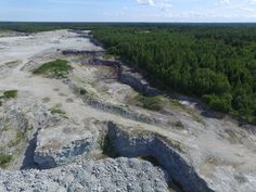 Limestone Quarry, Nature Photos, Mountains, Water, Landscapes, Industrial, Internet, Travel, Outdoor