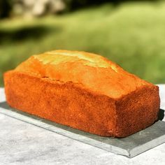 Loaf Cake, Pastry Cake, Amelie, Cornbread, Tea Time, Cake Recipes, Food And Drink, Comme, Cooking