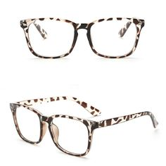 Outeye Square Frame Glasses