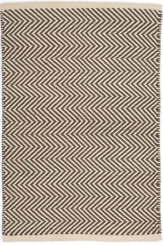 Arlington Charcoal/Ivory Indoor/Outdoor Area Rug