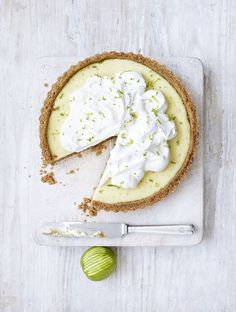 // Key Lime Pie