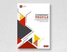 Company Profile Design Templates, Cv Design Template, Flyer Template, Graphic Design Brochure, Business Logo Design, Brochure Design Layouts, Cover Page Template, Page Layout Design, Creative Company