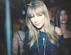 her cat headband from 22 video would be fun to have :)