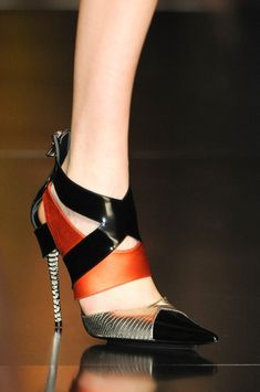 The rich Look! ★ Etro Fall 2013 Pumps