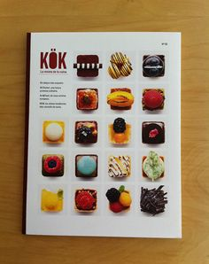 KÖK   Magazine of the kitchen on Editorial Design Served