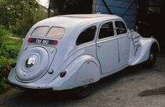 1938 Peugeot 402 Saloon