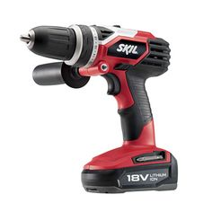 Skil 18v cordless drill_driver 2898LI-02.  Replaces my original Skil that stripped the plastic gears from not switching speeds fully.  I do miss the light in the base of the old one.