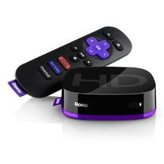 Roku 2 HD Streaming Player Auction