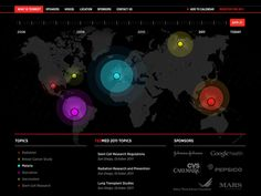 Tedmed-map