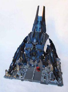 Lego Mass Effect