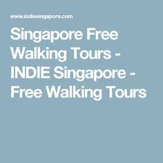 Singapore Free Walking Tours - INDIE Singapore - Free Walking Tours