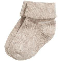 3-pack Socks $5.99 (435 RUB) ❤ liked on Polyvore featuring intimates, hosiery, socks and cuff socks