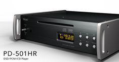 PD-501HR - DSD/PCM/CD player