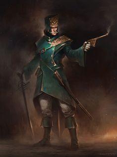 ArtStation - Hussar, Ivan Dedov