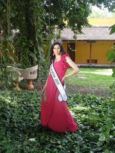 Miss Yucatan 2011 in Hacienda Misne