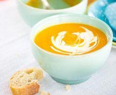 Polévka z pečené dýně | Recepty Albert