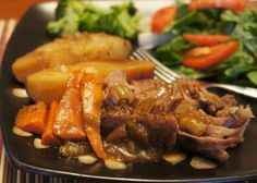 365 giorni di lenta cottura: Slow Cooker casalinga manzo e verdure