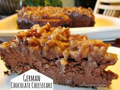 German Chocolate Cheesecake & Jokes from the boys! - Call Me PMc