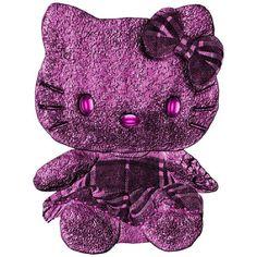 Purple Hello Kitty - Polyvore