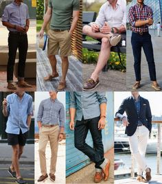 Boat Shoes: A Man's Complete Guide | The Art of Manliness