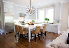 Lake Street Kitchen - contemporary - kitchen - san francisco - Marsh and Clark Design