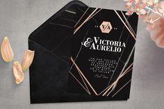 Black_Marble. Angesagte Marmor Optik mit rose-gold Details und Folien-Effect. Es stehen mehrere Texturen zur Auswahl.