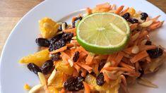 Persischer Karottensalat, ein sehr leckeres Rezept aus der Kategorie Früchte. Bewertungen: 40. Durchschnitt: Ø 4,2.