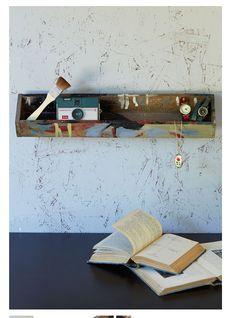Shelf for front entrance.