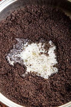 OREO CHEESECAKE FARA COACERE | Diva in bucatarie Oreo Cheesecake, Pin Pin, Oreos, Tiramisu, Sugar, Ethnic Recipes, Desserts, Tailgate Desserts, Deserts
