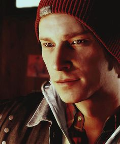 I don't know what people are on about, but I actually really liked Delsin as a character.  Yeah he was snarky, but he also had a lot of heart, good karma Delsin anyway.  Once again fantastic acting by Troy Baker.