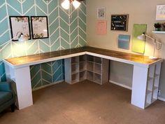 Craft Desk Build