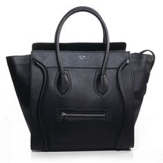 48e3868b95 Celine mini luggage pebbled Brand new. All items such as dust bag