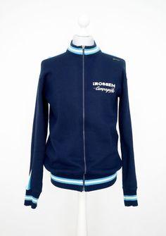 Santini Campagnolo Van Rossem Rare Vintage Sweater Jacket Size L  Santini   Campagnolo  Jersey 10c066509